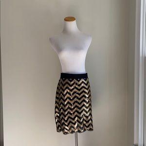 Michael Kors Sequin Skirt